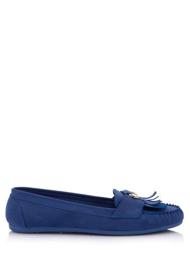 DeFacto Basic Babet Ayakkabı Mavi